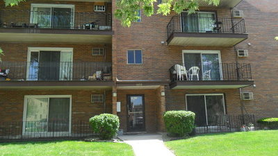 Chicago Ridge Condo/Townhouse For Sale: 10611 Parkside Avenue #202
