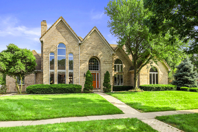 Naperville Single Family Home For Sale: 1412 Justin Court