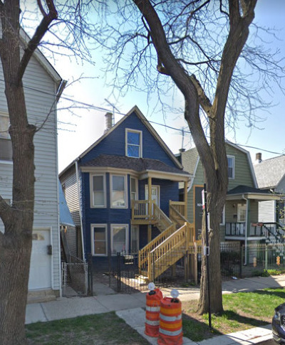 Multi Family Home For Sale: 3102 North St Louis Avenue