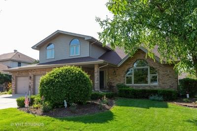 Lemont Single Family Home For Sale: 1139 Covington Drive