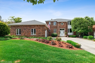 Orland Park Single Family Home For Sale: 8512 Teebrook Drive