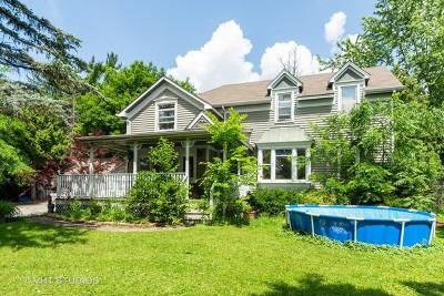 Mundelein Single Family Home For Sale: 25938 North Midlothian Road