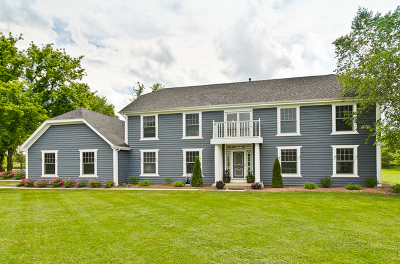 Barrington Single Family Home For Sale: 25950 North Roberts Court