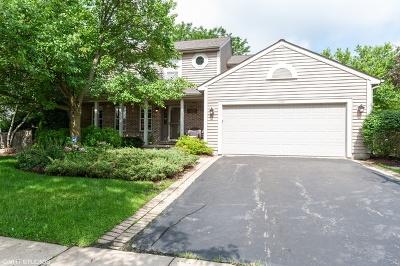 Lake Villa Single Family Home Price Change: 2104 North Millstone Drive