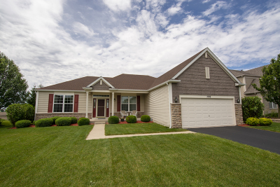 North Aurora Single Family Home For Sale: 1008 Bennett Court
