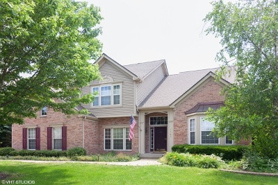 West Dundee Single Family Home Price Change: 1141 Millsfell Court