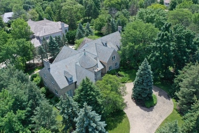 Oak Brook Single Family Home For Sale: 1 York Lake Court