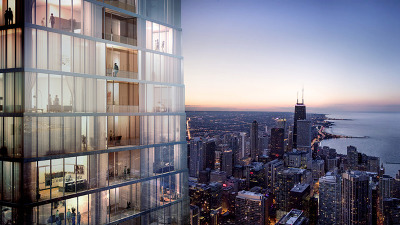 Chicago Condo/Townhouse For Sale: 363 East Wacker Drive #6906