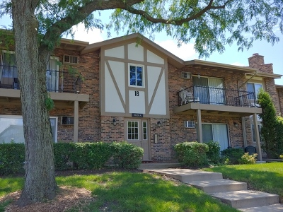 Willowbrook Condo/Townhouse For Sale: 9s220 South Frontage Road #202