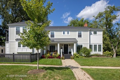 Western Springs Single Family Home For Sale: 4144 Harvey Avenue