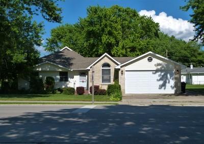 Minooka, Channahon Single Family Home Re-Activated: 316 North Wabena Avenue