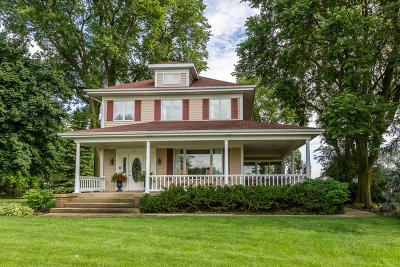Oswego Single Family Home For Sale: 833 Plainfield Road