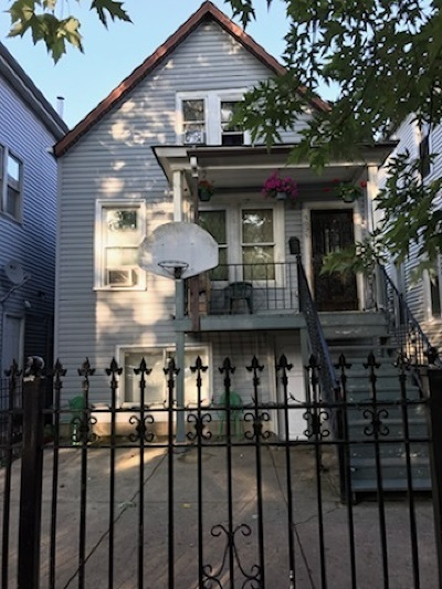 Multi Family Home For Sale: 3025 North Kimball Avenue