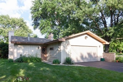 Downers Grove Single Family Home New: 19w940 80th Street