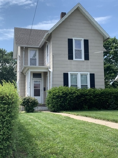 Sycamore Single Family Home For Sale: 317 North Locust Street