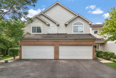 Aurora Condo/Townhouse For Sale: 339 Abington Woods Drive