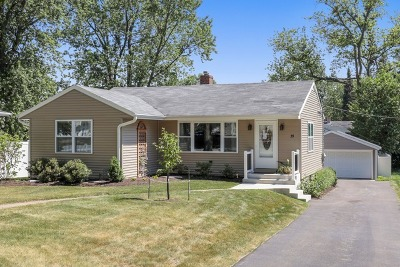 Lombard Single Family Home For Sale: 35 East Goebel Drive