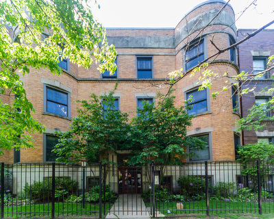 Condo/Townhouse For Sale: 4340 North Kenmore Avenue #3