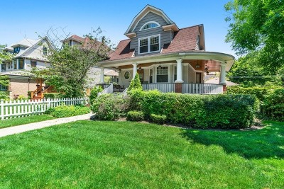 Single Family Home For Sale: 3903 North Lawndale Avenue