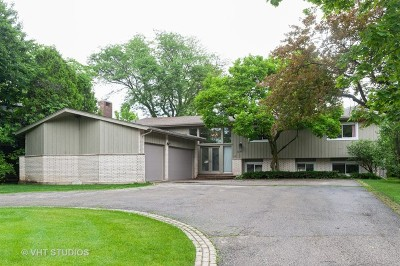 Highland Park Single Family Home For Sale: 1177 Oxford Court