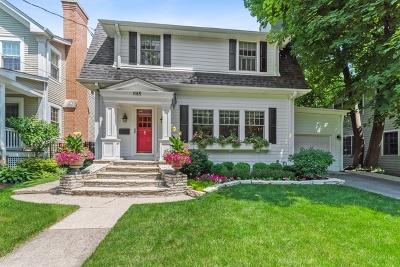 Winnetka Single Family Home For Sale: 1163 Asbury Avenue