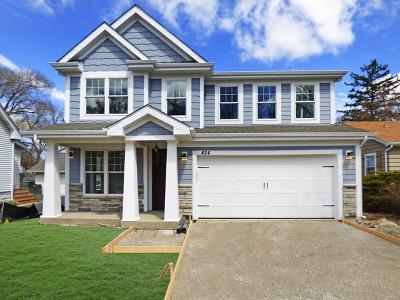 Barrington Single Family Home For Sale: 424 Washington Street