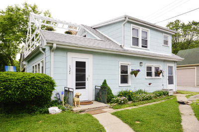 Single Family Home For Sale: 1524.5 Main Street