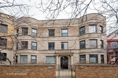 Condo/Townhouse For Sale: 4321 North Hazel Street #2S