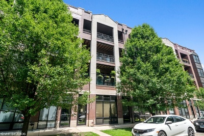 Condo/Townhouse For Sale: 2120 West Rice Street #3