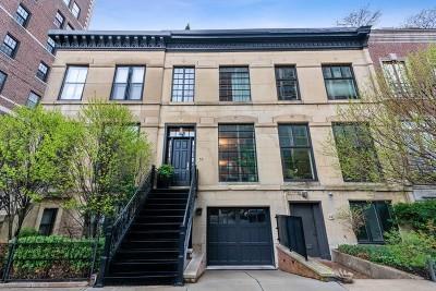Single Family Home For Sale: 55 West Schiller Street