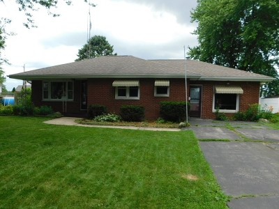Ogle County Single Family Home For Sale: 309 North Prairie Street