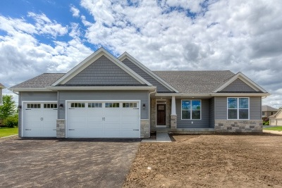 Sycamore Single Family Home For Sale: Lot 20 Congress Avenue