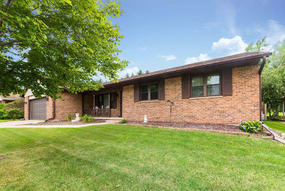 Sycamore Single Family Home For Sale: 871 Krpan Drive
