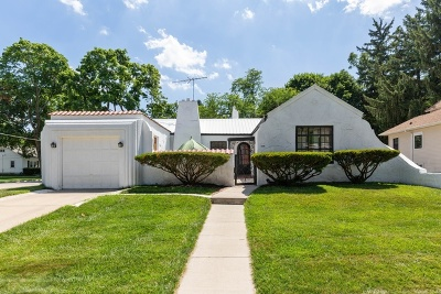 Elgin Single Family Home For Sale: 329 Congdon Avenue