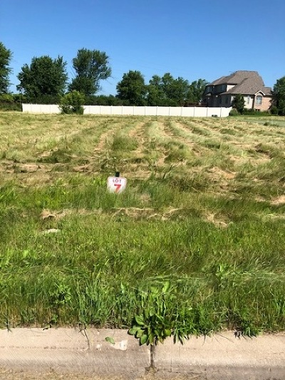 Rockford Residential Lots & Land For Sale: 3552 Waterstone Place