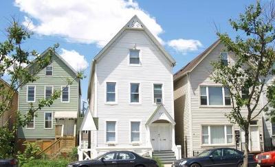 Multi Family Home For Sale: 2434 North Ashland Avenue