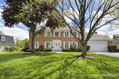 Oak Brook Single Family Home For Sale: 19w127 Avenue Latour