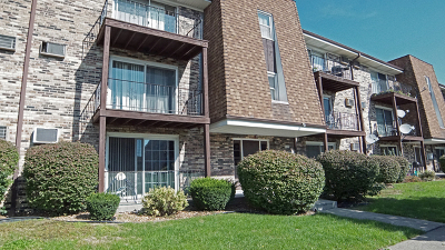 Chicago Ridge Condo/Townhouse For Sale: 7104 99th Street #205