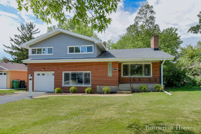 Lombard Single Family Home For Sale: 114 Green Valley Drive