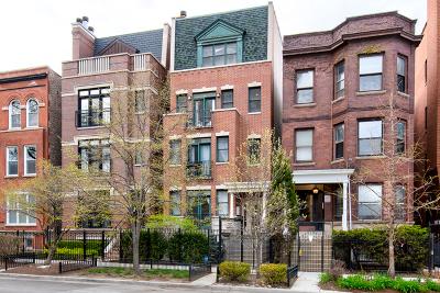 Condo/Townhouse For Sale: 846 West Aldine Avenue #3