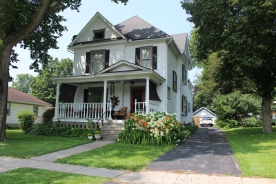 Single Family Home For Sale: 703 Maple Avenue