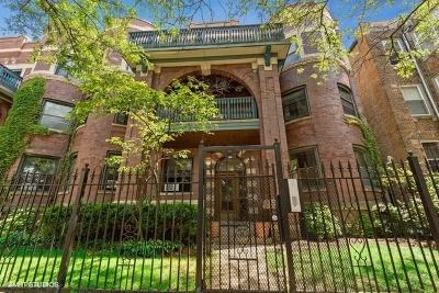 Condo/Townhouse For Sale: 909 West Gordon Terrace #1