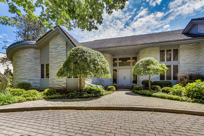 Single Family Home For Sale: 1333 Waters Edge Lane