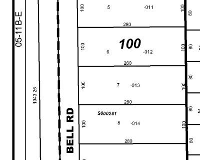Homer Glen Residential Lots & Land For Sale: 14541 South Bell Road