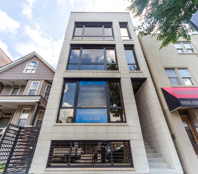 Chicago Condo/Townhouse For Sale: 3045 North Ashland Avenue #2