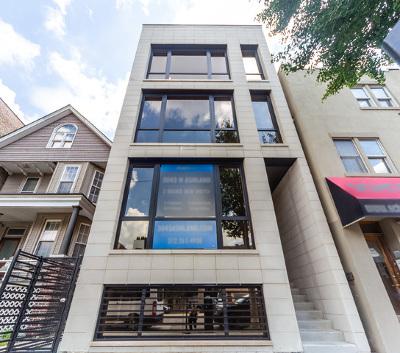 Condo/Townhouse For Sale: 3045 North Ashland Avenue #1