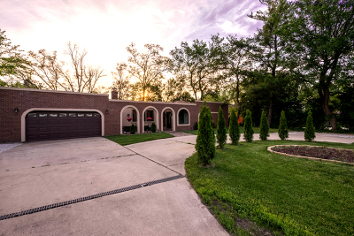 Bensenville Single Family Home For Sale: 4n360 Church Road