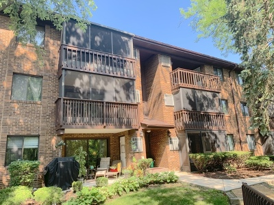 Orland Park Condo/Townhouse Contingent: 15125 Quail Hollow Drive #3N