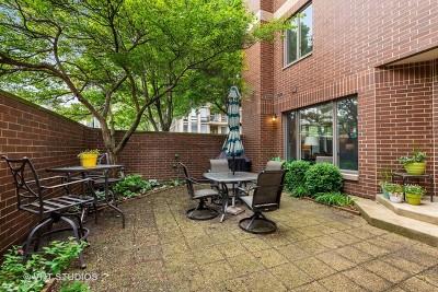 Condo/Townhouse For Sale: 1720 North La Salle Drive #7