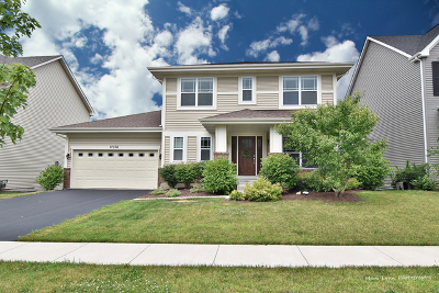 Geneva Single Family Home For Sale: 0n576 Fieldstone Lane